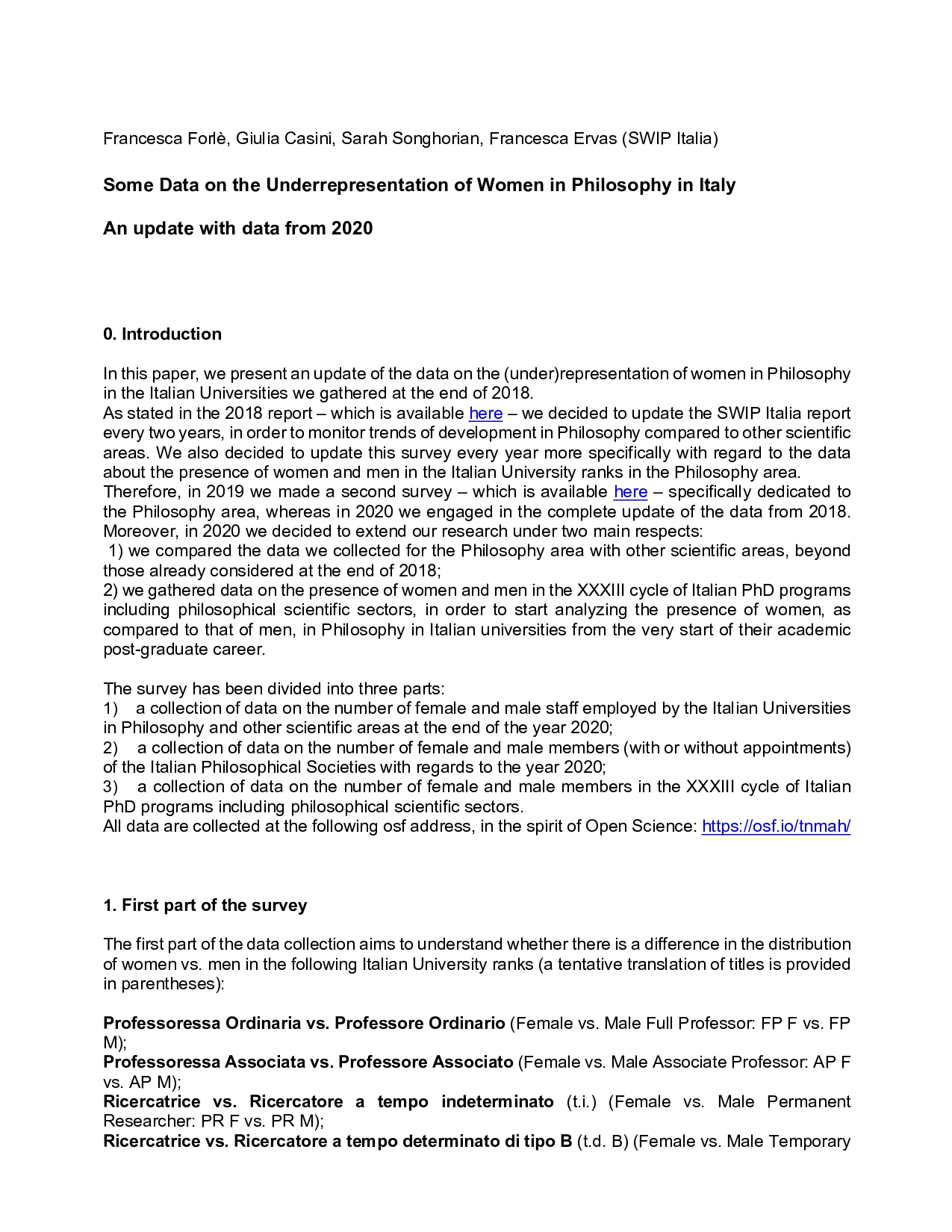 Some Data on the Underrepresentation of Women in Philosophy in Italy_2020_pages-to-jpg-0001